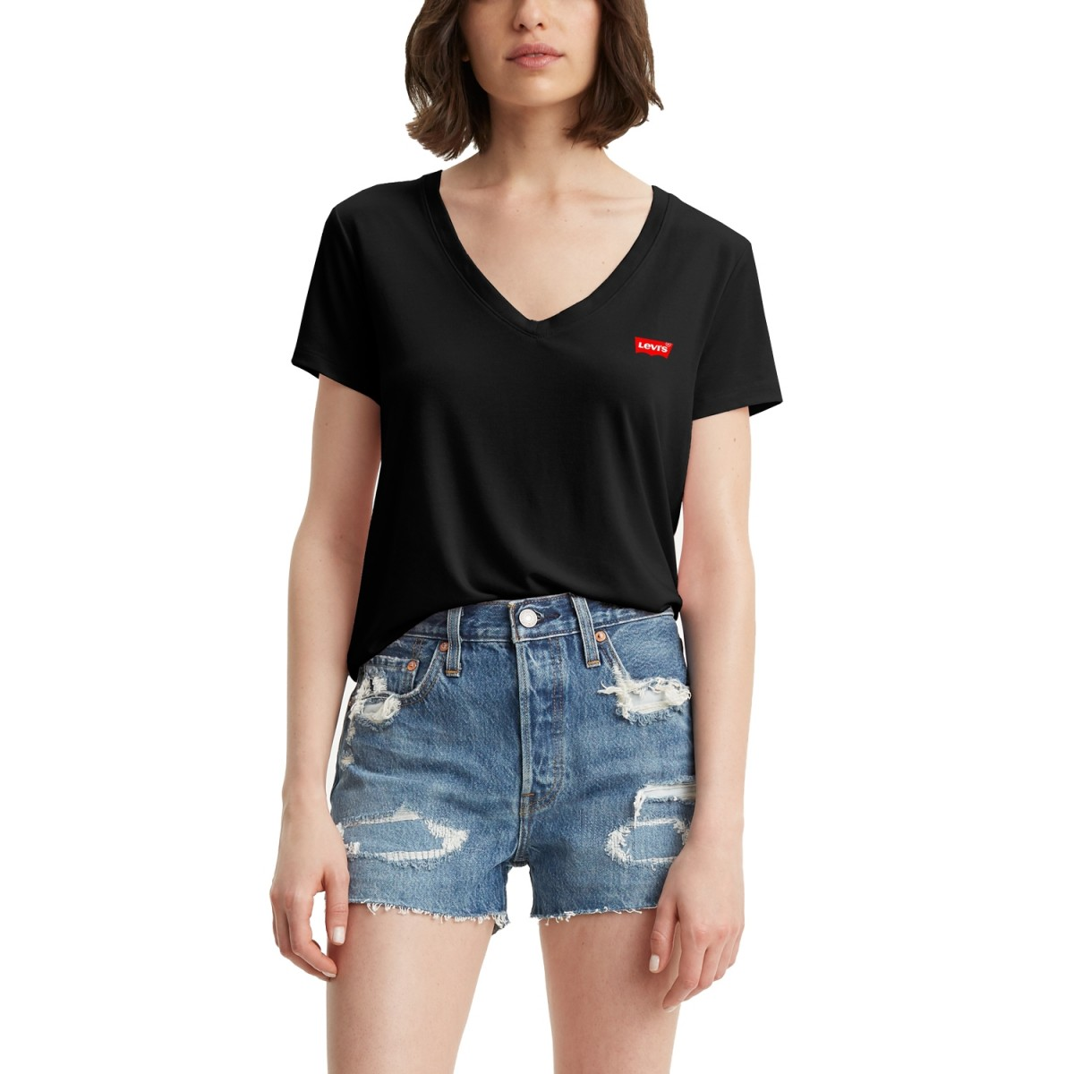 Levis Perfect V-Neck Tee
