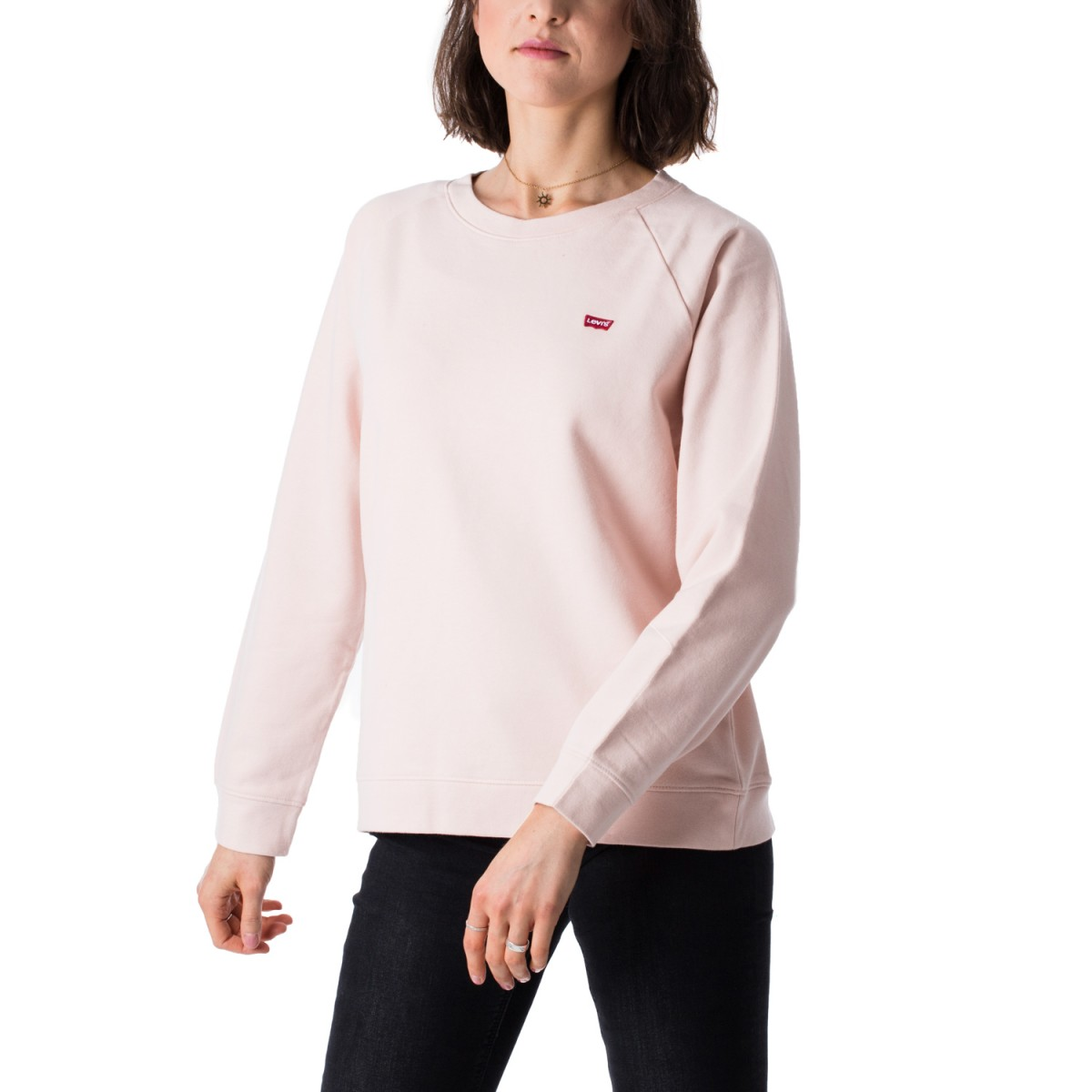 Levis Relaxed Crewneck