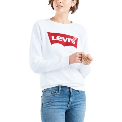 Levis Relaxed Graphic Crew