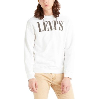 Levis Relaxed Graphic Crewneck
