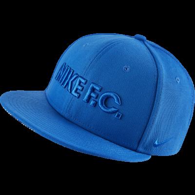 Nike F.C. True Hat Herren Schildmütze blau