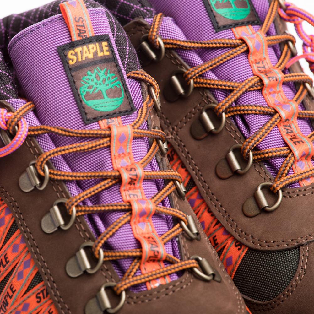 Timberland X Staple Waterproof Field Boots